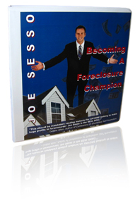 Becoming a Foreclosure Champion