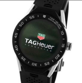 image of Tag Heuer Connected smart watch